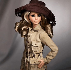 Barbie Yves Saint Laurent Safari