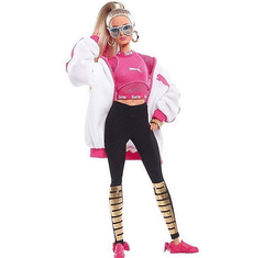 Puma Barbie Doll