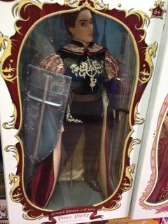 Prince Phillip Disney Limited Edition Doll - comprar online