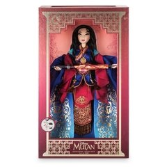 MULAN Limited Edition Disney doll - comprar online