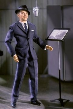 Frank Sinatra doll - The Recording Years