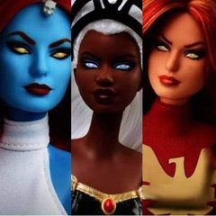 Barbie Collector Marvel Storm na internet