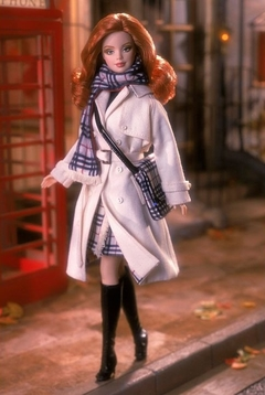Burberry Barbie doll