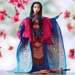 MULAN Limited Edition Disney doll