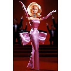 BARBIE - MARILYN MONROE in the Pink Dress from GENTLEMEN PREFERS BLONDES