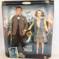 Barbie doll Loves Frank Sinatra Gift Set - comprar online