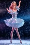 "Barbie doll as Snowflake in ""The Nutcracker"""