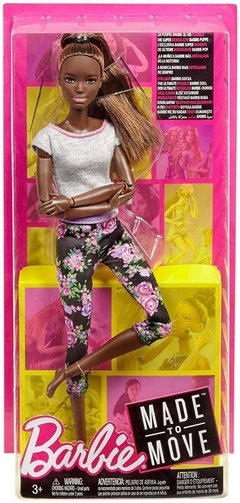 Barbie Made to Move - Original with Brunette Ponytail na internet