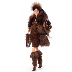 Star Wars Chewbacca x Barbie doll na internet