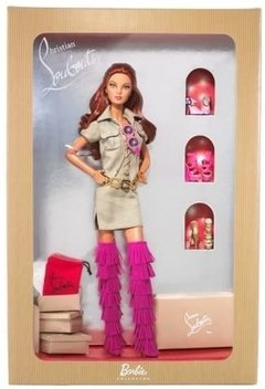 Dolly Forever Barbie doll by Christian Louboutin