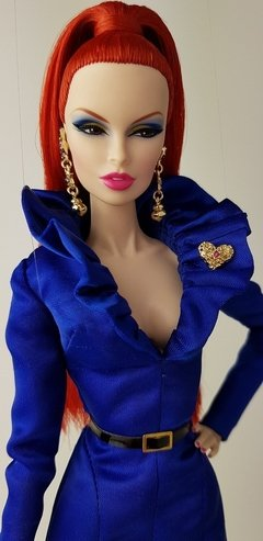 Opulence For The Bold Vanessa Perrin Doll - comprar online