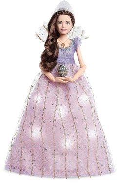 Disney The Nutcracker Clara's Light Up Dress Barbie doll- Four Realms Movie