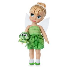 Disney Animators' Collection Tinker Bell Doll – Peter Pan