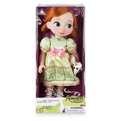 Disney Animators' Collection Anna Doll – Frozen - Michigan Dolls