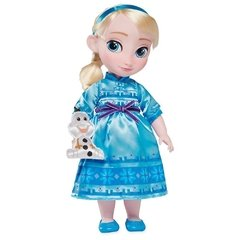 Disney Animators' Collection Elsa Doll