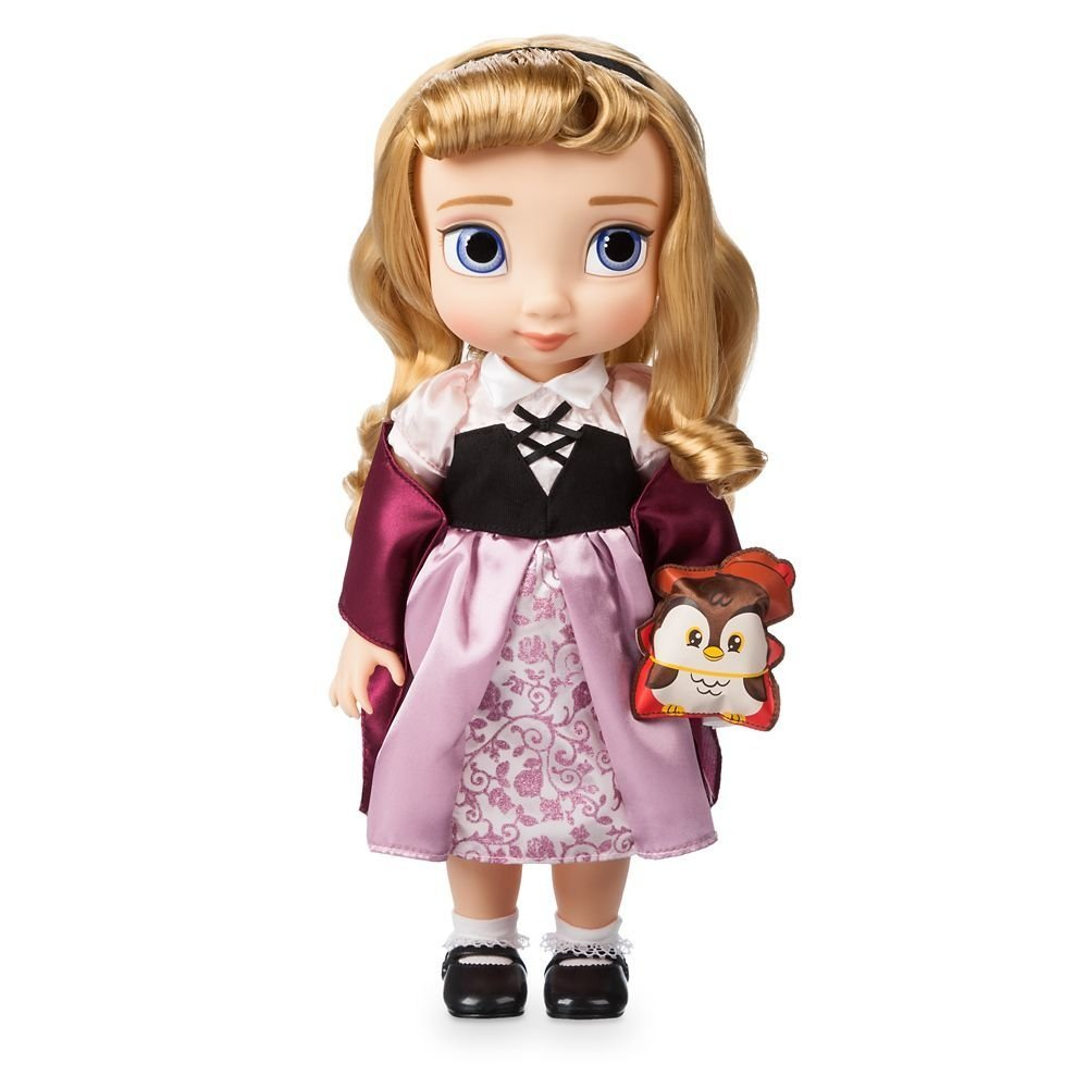 Disney Store Sleeping Beauty Princess Aurora Doll Classic Collection