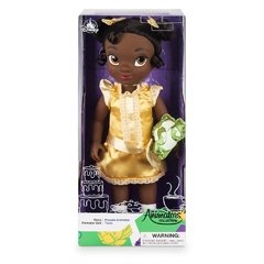 Disney Animators' Collection Tiana Doll – The Princess and the Frog - Michigan Dolls