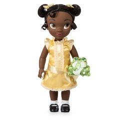 Disney Animators' Collection Tiana Doll – The Princess and the Frog