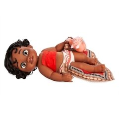 Disney Animators' Collection Moana Doll – Origins Series - comprar online