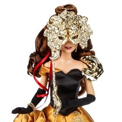 Belle Limited Edition Doll – Disney Designer Collection Midnight Masquerade Series na internet