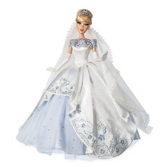 Cinderella and Prince Charming Limited Edition Wedding doll set - Michigan Dolls