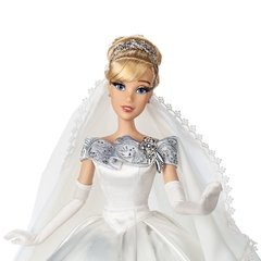Cinderella and Prince Charming Limited Edition Wedding doll set - loja online