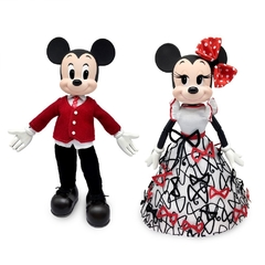 Mickey & Minnie Mouse Limited Edition Valentine's Day gifset