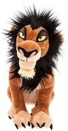 Scar Lion King Pelúcia Disney Store