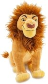 Mufasa Lion King Pelúcia Disney Store