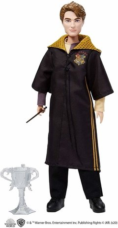 Cedric Diggory - Harry Potter Triwizard Tournament doll