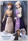 Anna and Elsa Classic Doll Set - Frozen 2