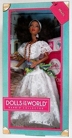 Barbie Brasil Dolls of The World - comprar online