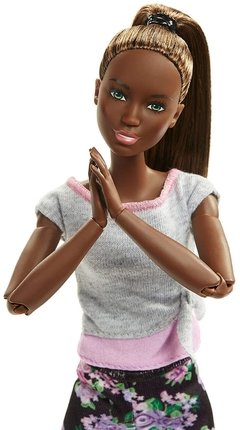 Barbie Made to Move - Original with Brunette Ponytail - comprar online