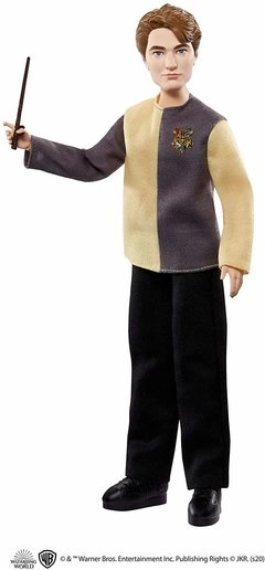 Cedric Diggory - Harry Potter Triwizard Tournament doll - comprar online