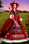 Queen of Hearts Barbie doll