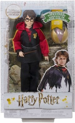 Harry Potter Triwizard Tournament doll - loja online