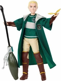 Draco Malfoy Quidditch - Harry Potter doll