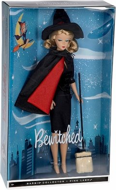 Bewitched Barbie doll na internet