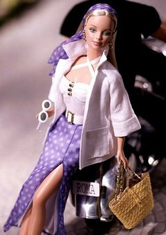 Summer in Rome Barbie doll