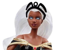 Barbie Collector Marvel Storm - comprar online