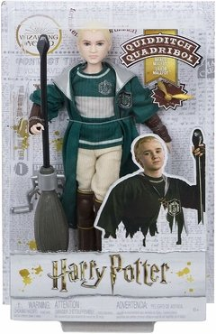 Imagem do Draco Malfoy Quidditch - Harry Potter doll