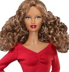 Barbie Model 02 Collection RED - comprar online