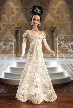 Barbie Doll as Eliza Doolittle from My Fair Lady at the Embassy Ball