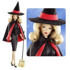 Bewitched Barbie doll - comprar online