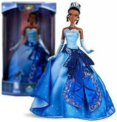 Tiana Limited Edition Doll – The Princess and the Frog 10th Anniversary na internet