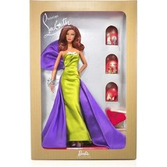 Anemone Barbie by Christian Louboutin doll