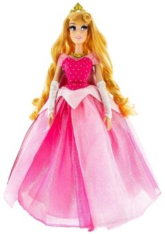 Aurora Disney Parks Diamond Castle Collection Limited Edition Doll