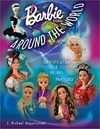Barbie doll Around The World Book- Hardcover