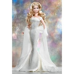 June Pearl Barbie doll
