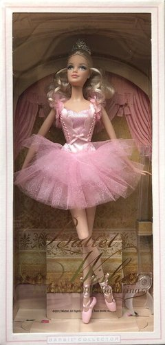Ballet Wishes Barbie Doll 2013 na internet